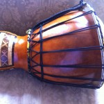 Gourd Drum Donated by Cindy Carmouche