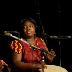 Sena Kugbega 2011 Concert ~ Photo by Vaschelle André