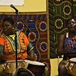 Sena & mom, Adwoa Kudoto